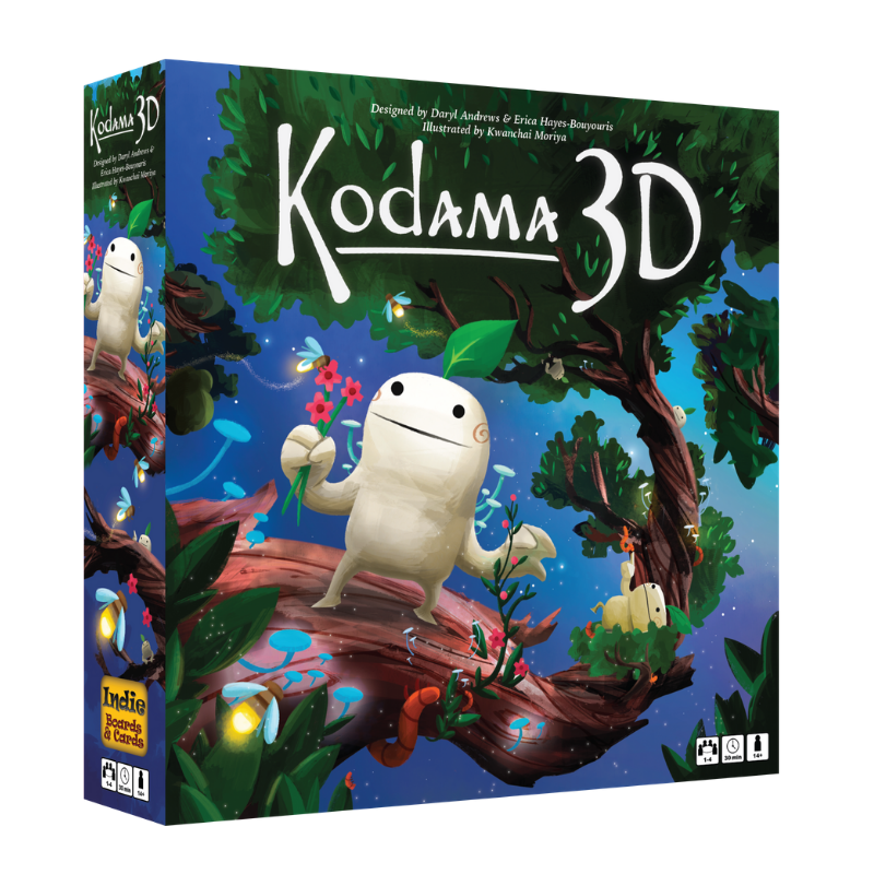 Kodama 3D -  Indie Boards and Cards
