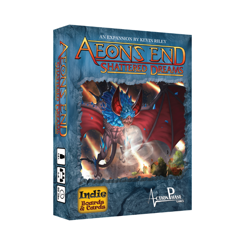 Shattered Dreams: Aeons End -  Indie Boards and Cards