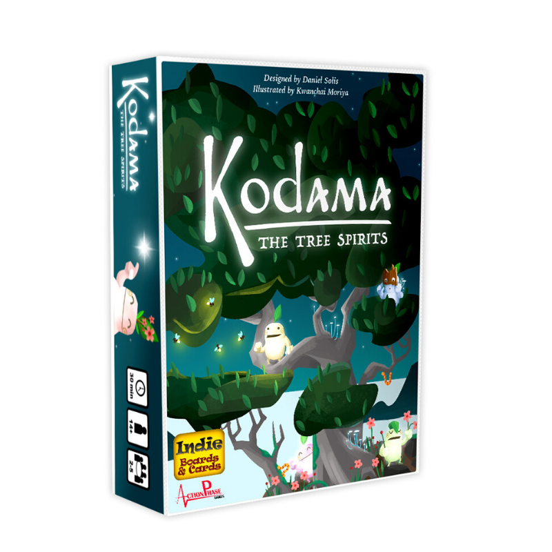 Kodama 2nd Edition -  Indie Boards and Cards