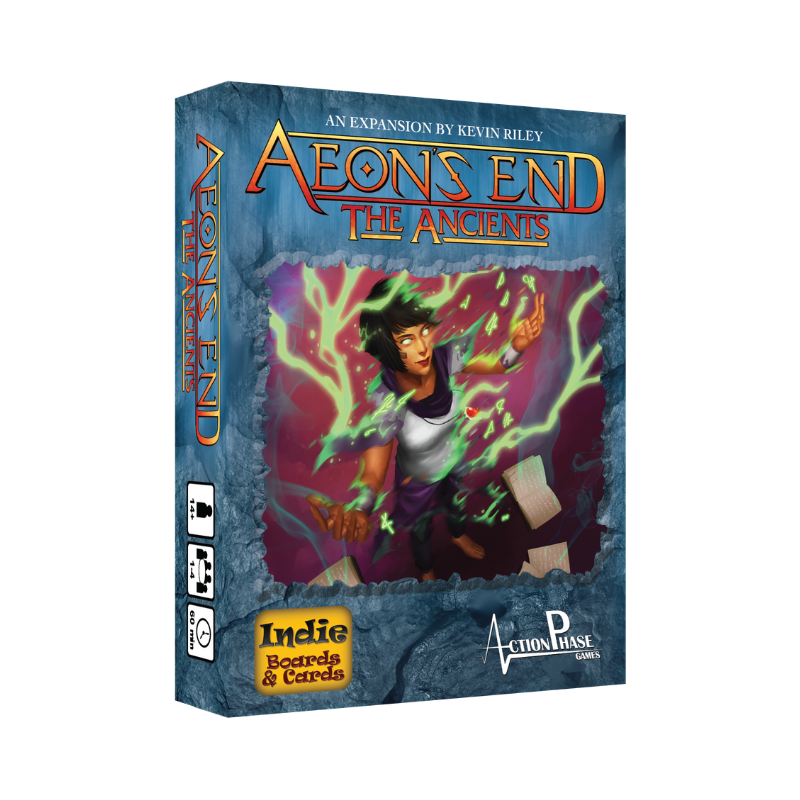 The Ancients: Aeons End -  Indie Boards and Cards